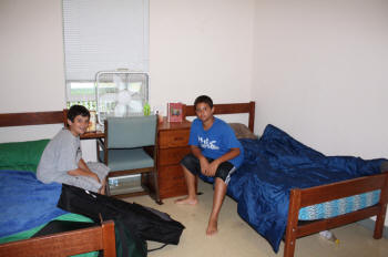 Boys Dorm Room
