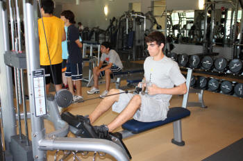 Camp Fitness Center