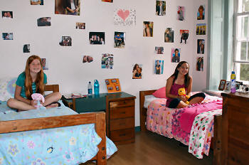 Girls Dorm Room