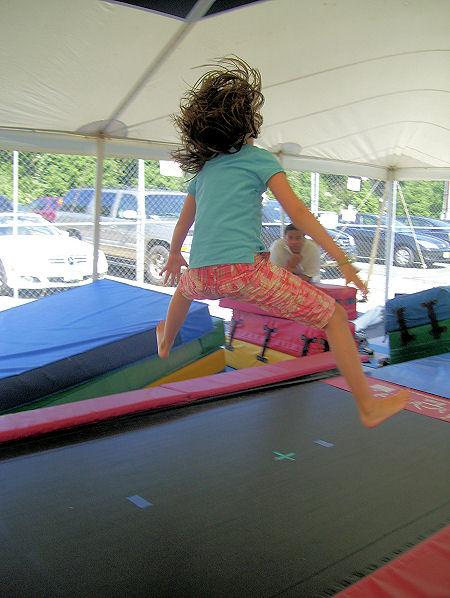 Fantastic Gymnastics Campus Kids Summer Camp The